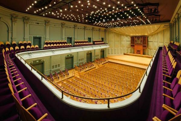 Concert Practicum Musicae Orkest
